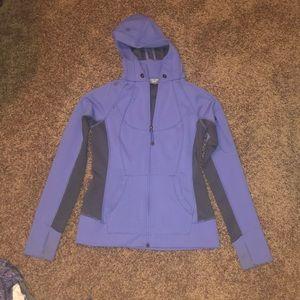 size xxs athleta jacket